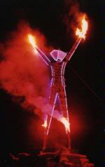 Burning Man 1997 and 1998 photo 1